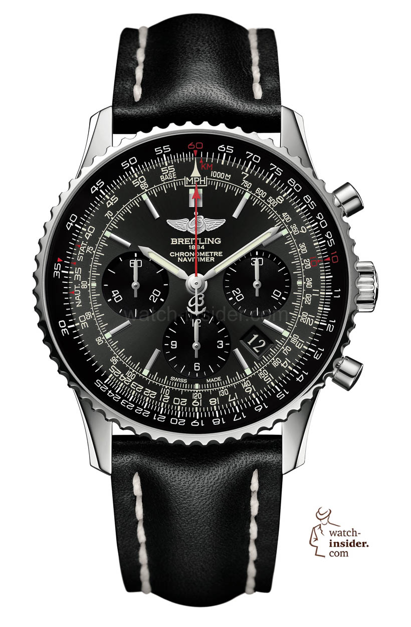 Limited Edition Birthday Collection: Pre-Baselworld 2016: Breitling Navitimer 01 Limited