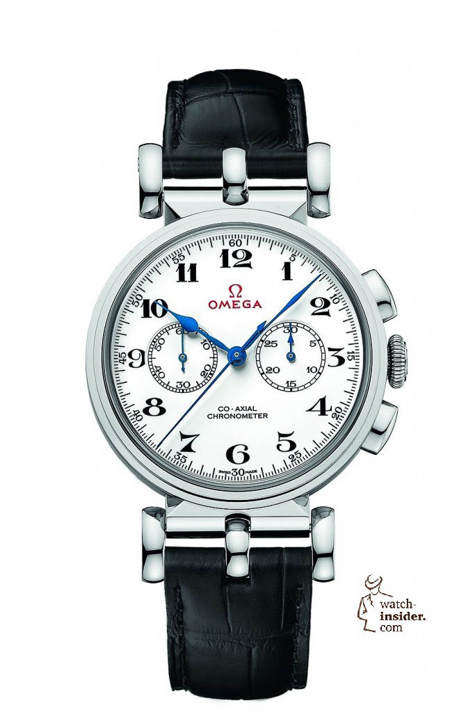 Omega Olympic Official Timekeeper Co-Axial Chronographs
