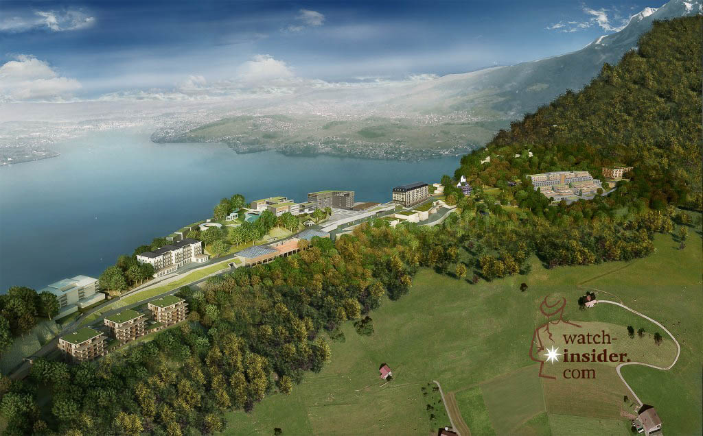 Bürgenstock Resort Lake Lucerne
