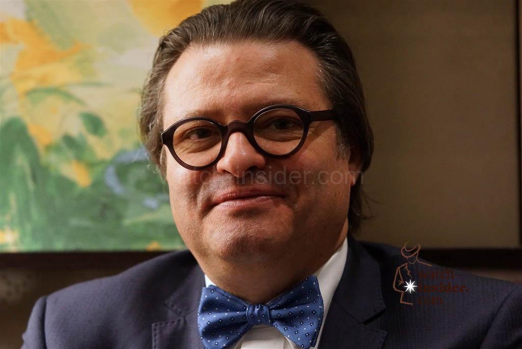 Aldo Magada, CEO Zenith