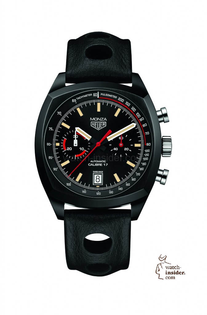 TAG Heuer The Heuer Monza Chronograph