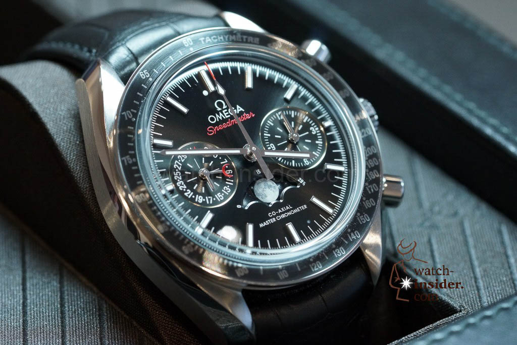 Omega Speedmaster - Co-Axial Master Chronometer Chronograph Moonphase 44.25 mm