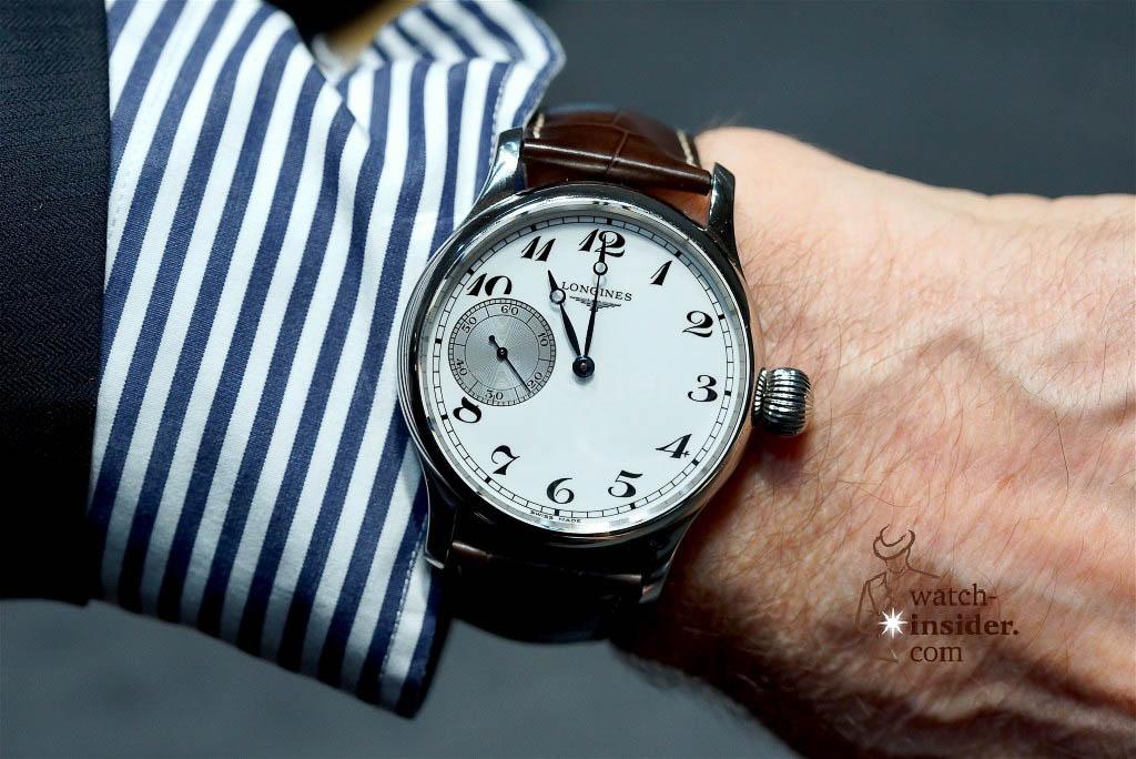 Walter von Känel´s wristwatch