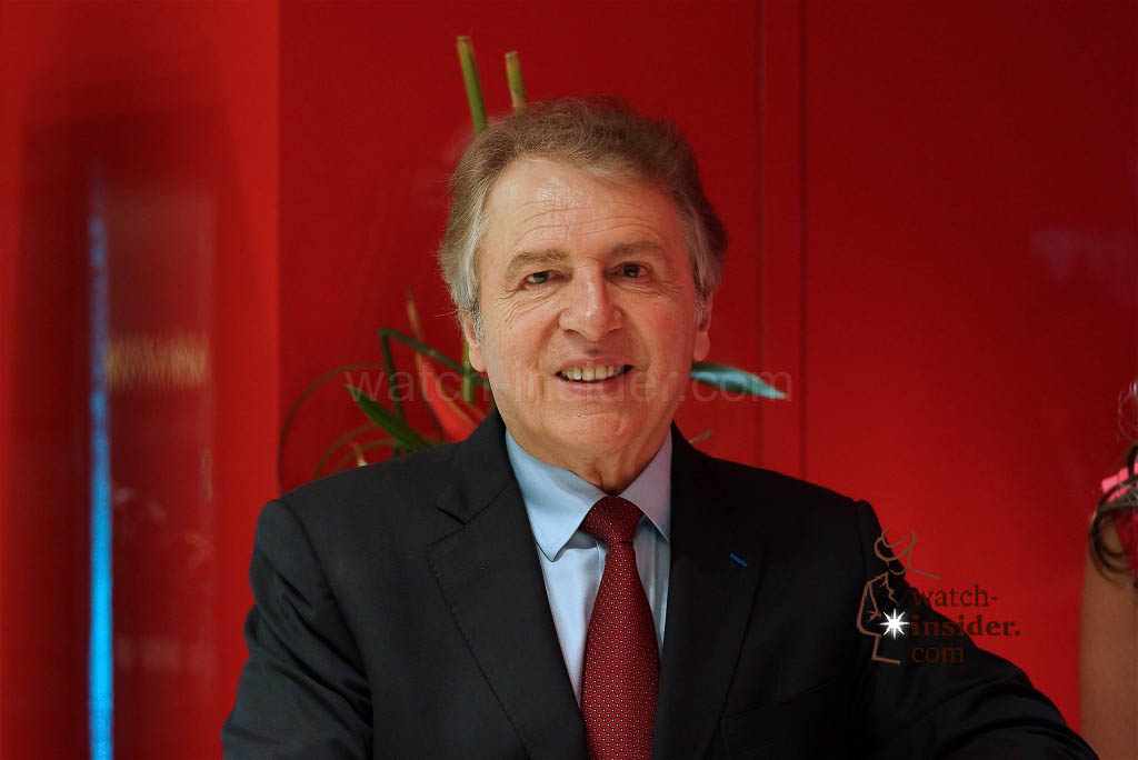 Baselworld 2016: Interview with François Thiébaud, President of Tissot