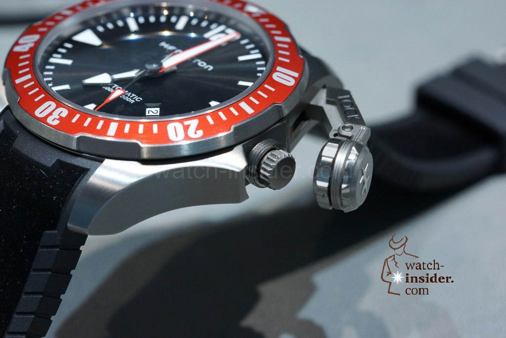 The new 46 mm Hamilton Khaki Navy Frogman