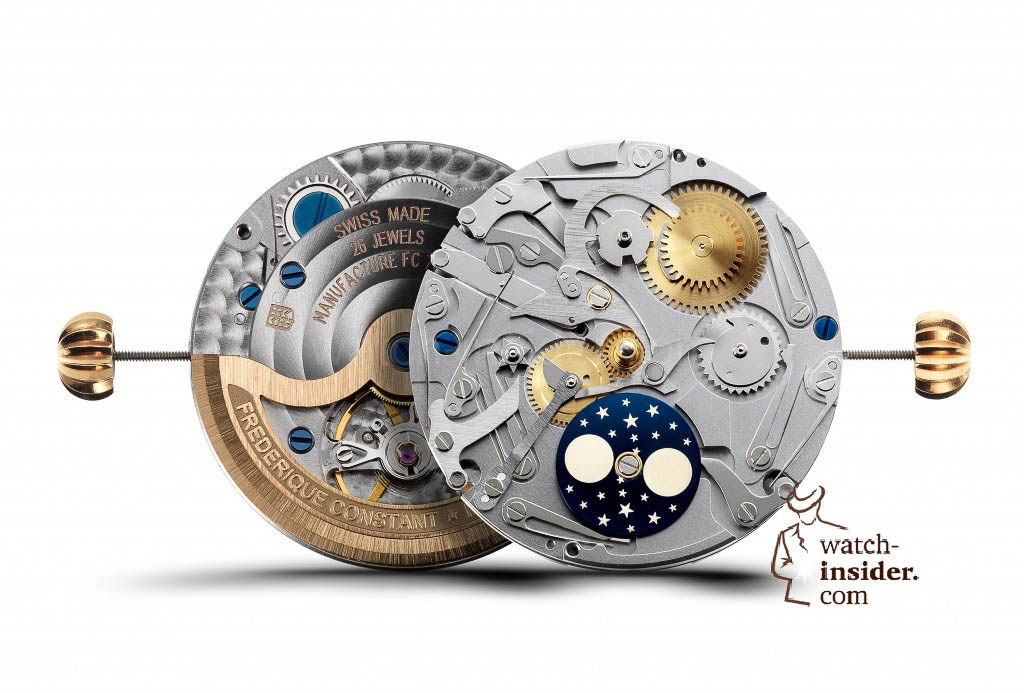 Frederique Constant Slimline Perpetual Calendar Manufacture Calibre FC775