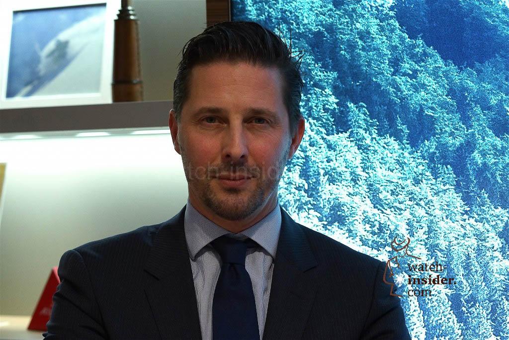 Guido Benedini, CEO Alpina