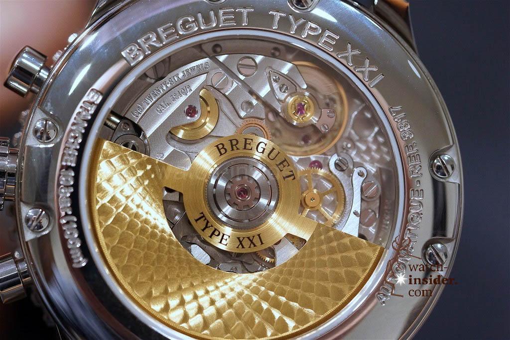 Breguet Type XXI Ref. 3817