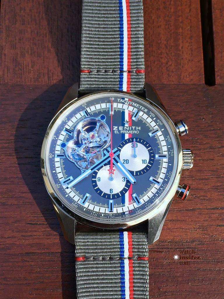Zenith El Primero Chronomaster 1969 Tour Auto Edition chronograph