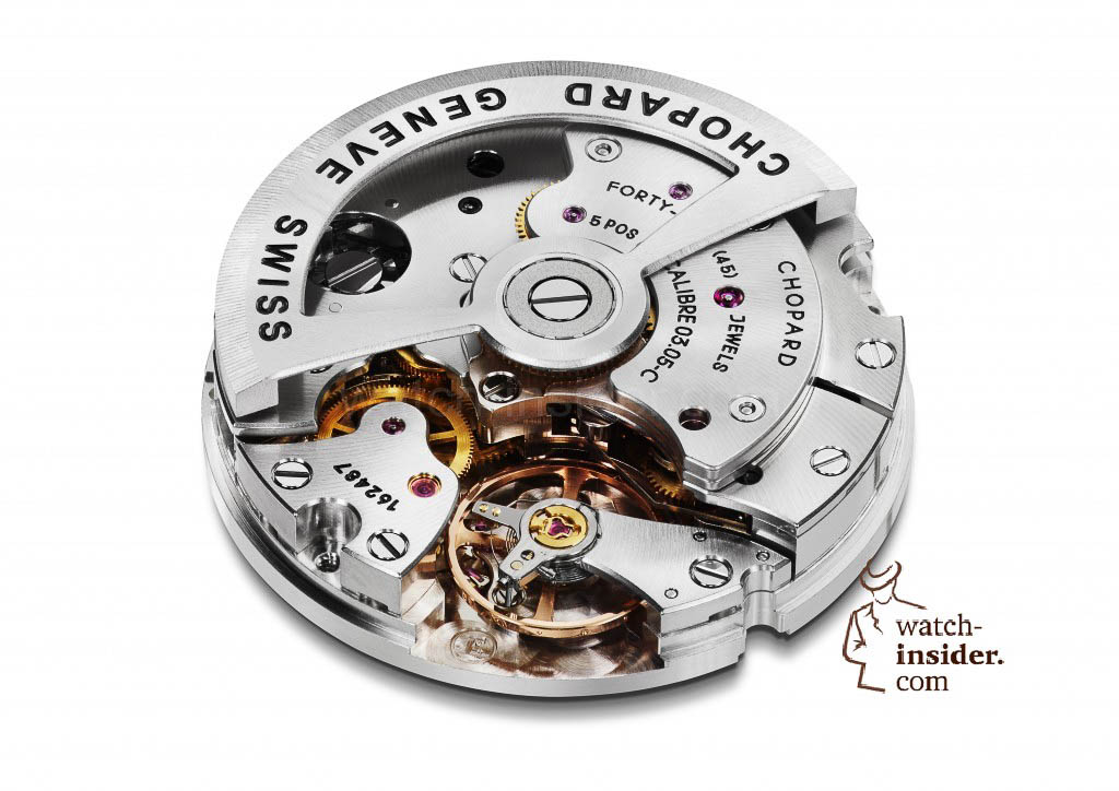 Mille Miglia 2016 XL Race Edition Calibre 03.05-C