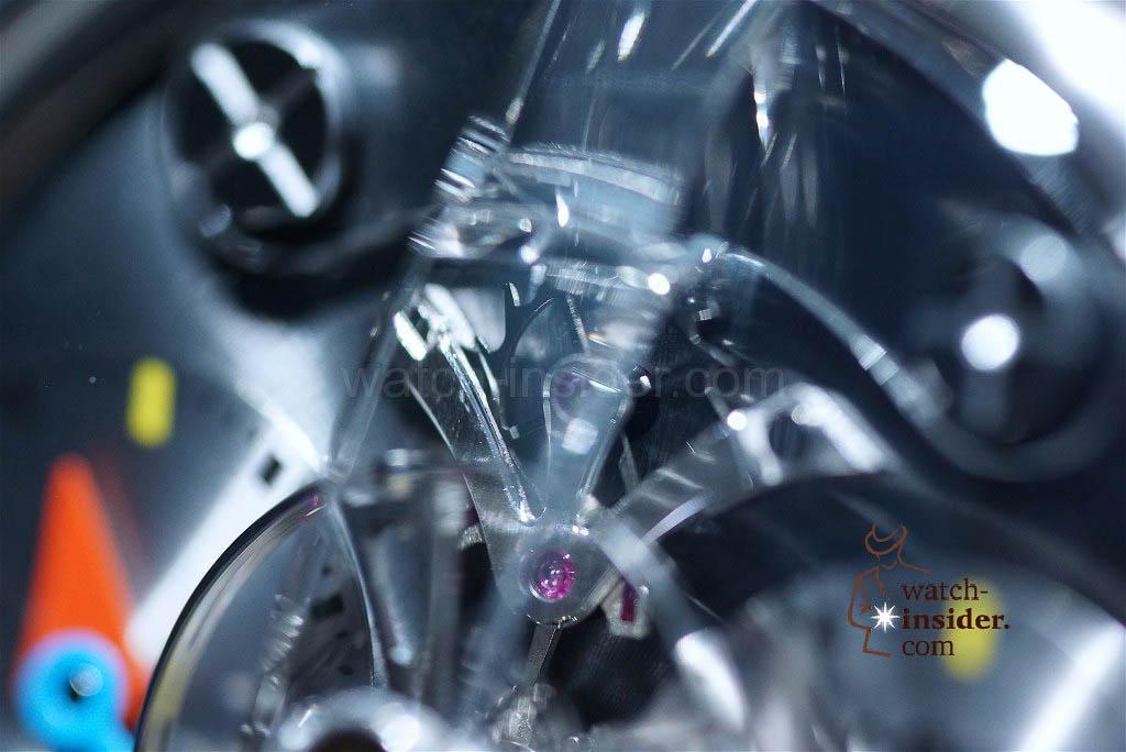 MB&F LM1 Silberstein in titanium