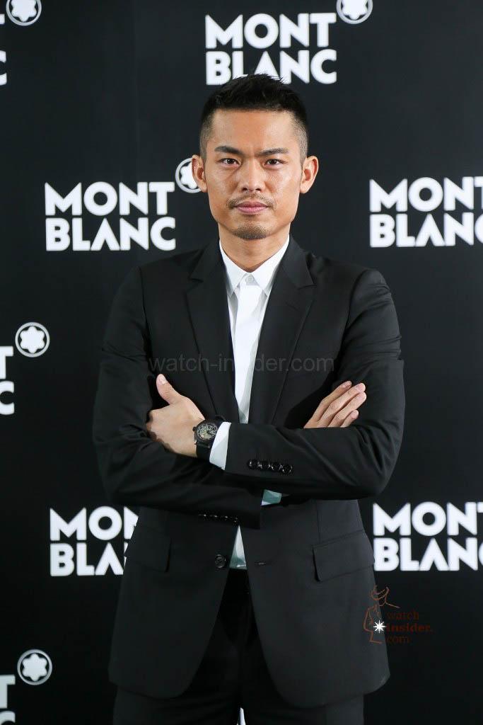 Lin Dan, Montblanc Ambassador and Chinese professional badminton player.