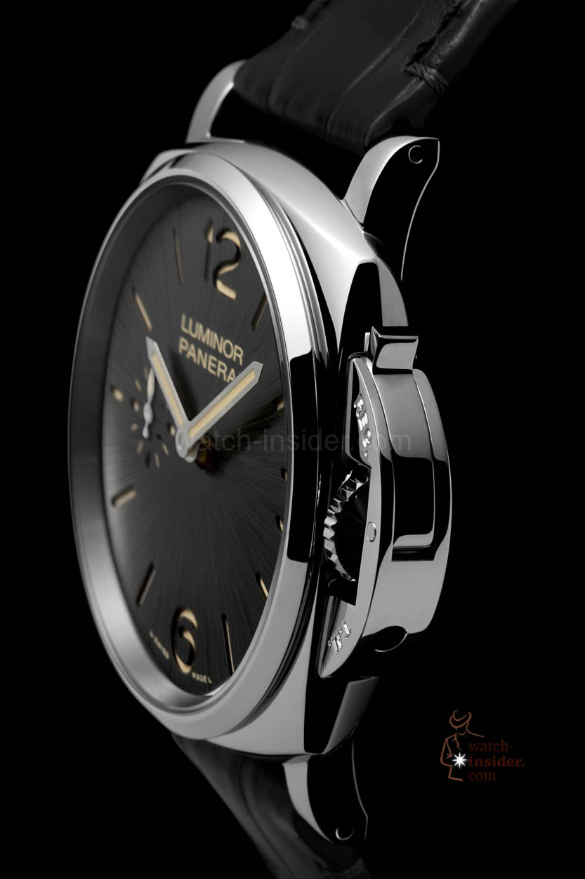 Panerai Luminor Watches Launches New Due 40% Thinner