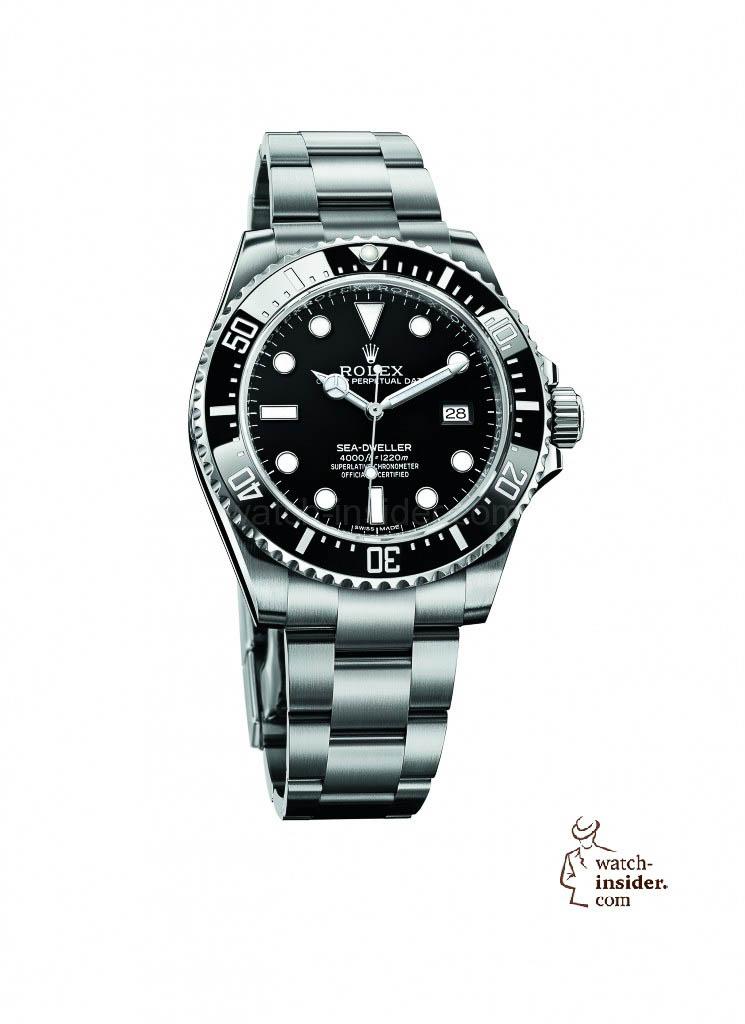 Rolex Oyster Perpetual Date Sea-Dweller 4000