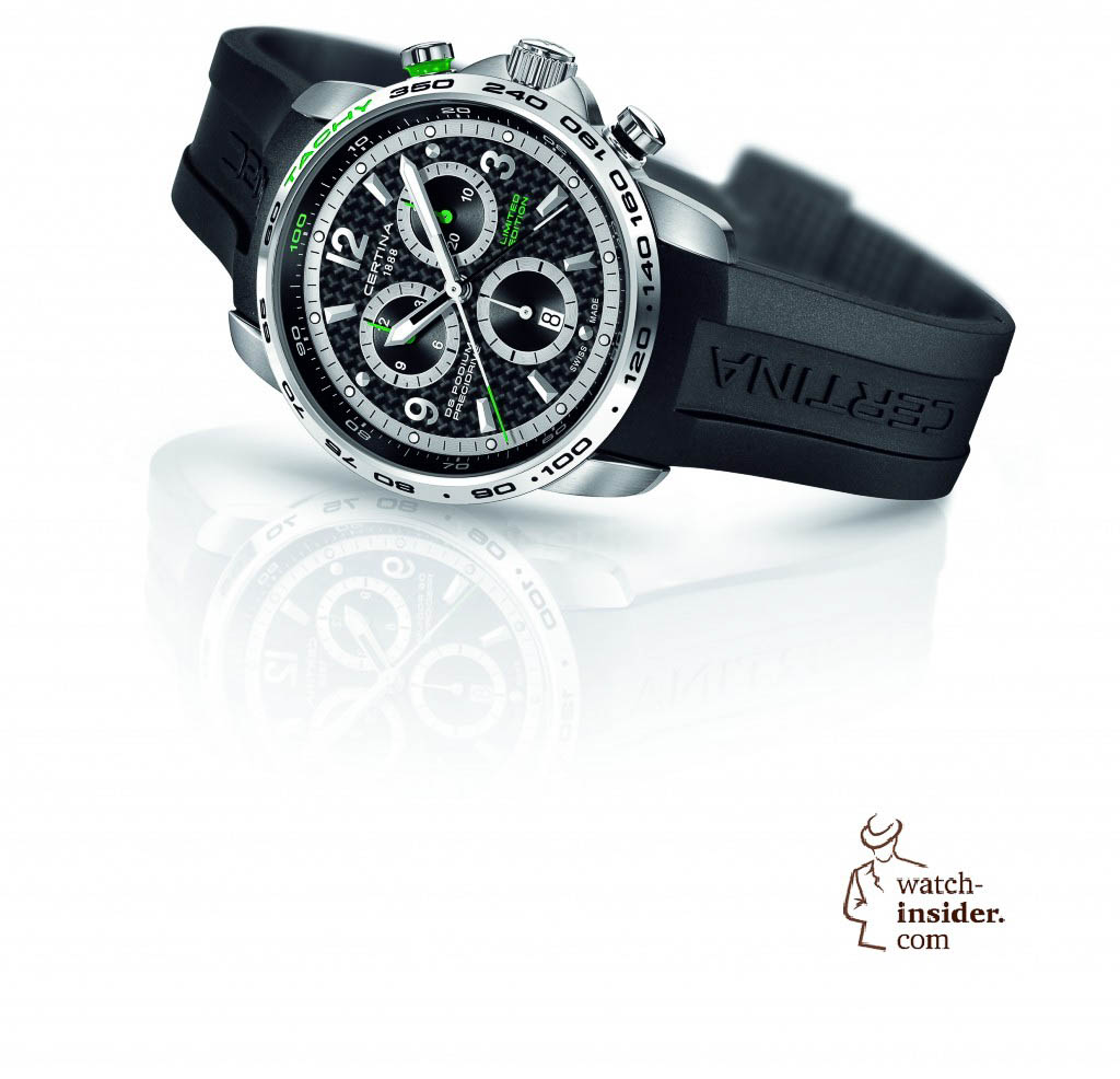 "Certina ""DS Podium Big Size Chronograph WRC Limited Edition"""