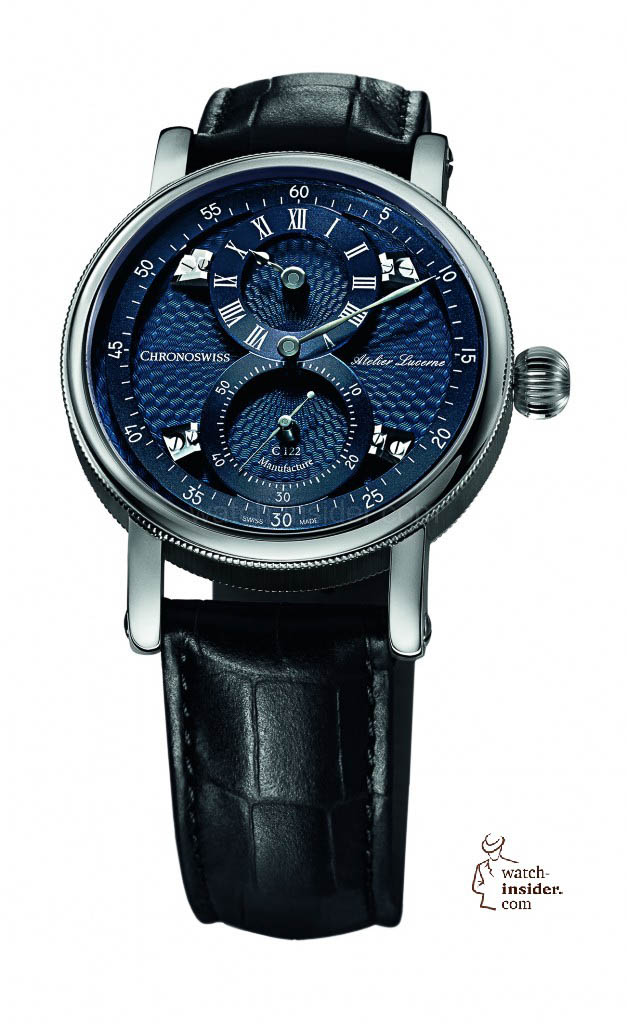 Chronoswiss Sirius Flying Regulator
