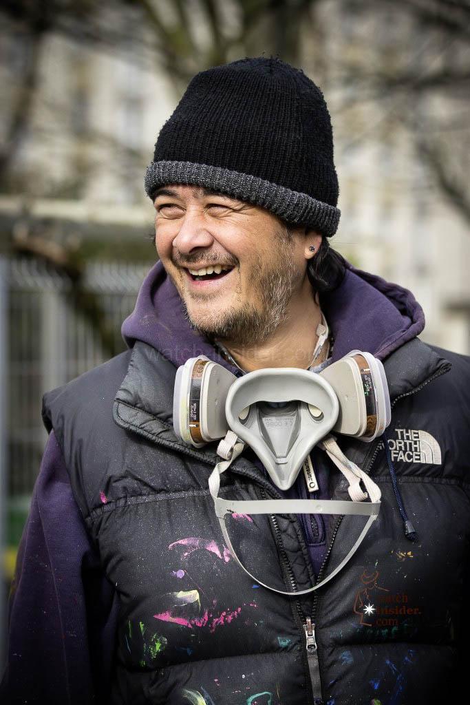 Cyril Phan aka Cyril Kongo