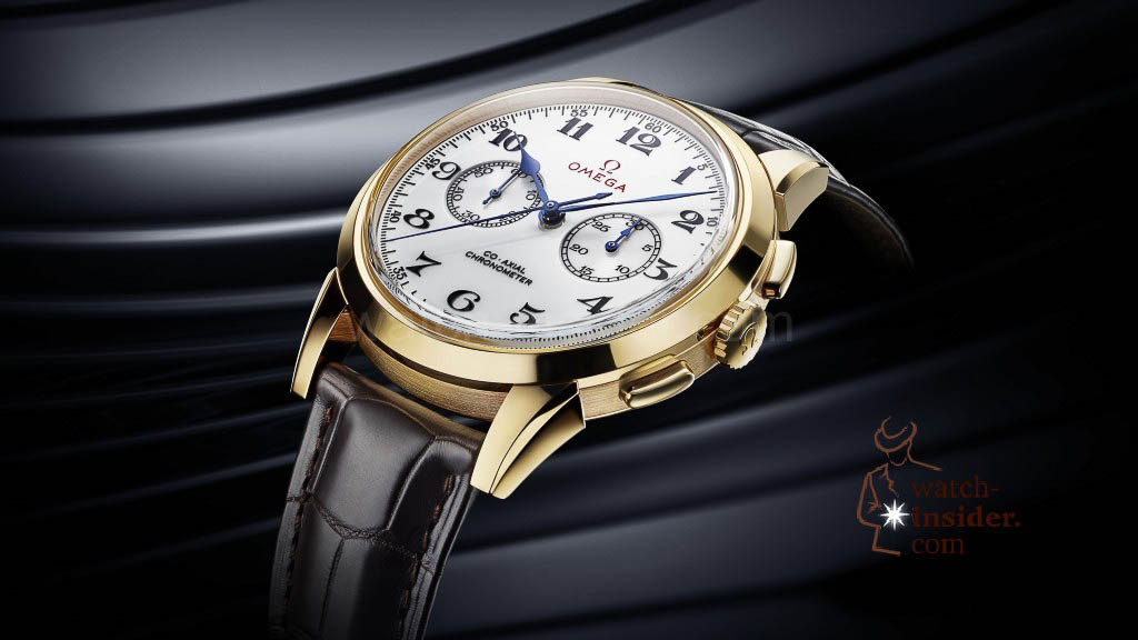Omega Olympic Official Timekeeper Collection Limited Edition