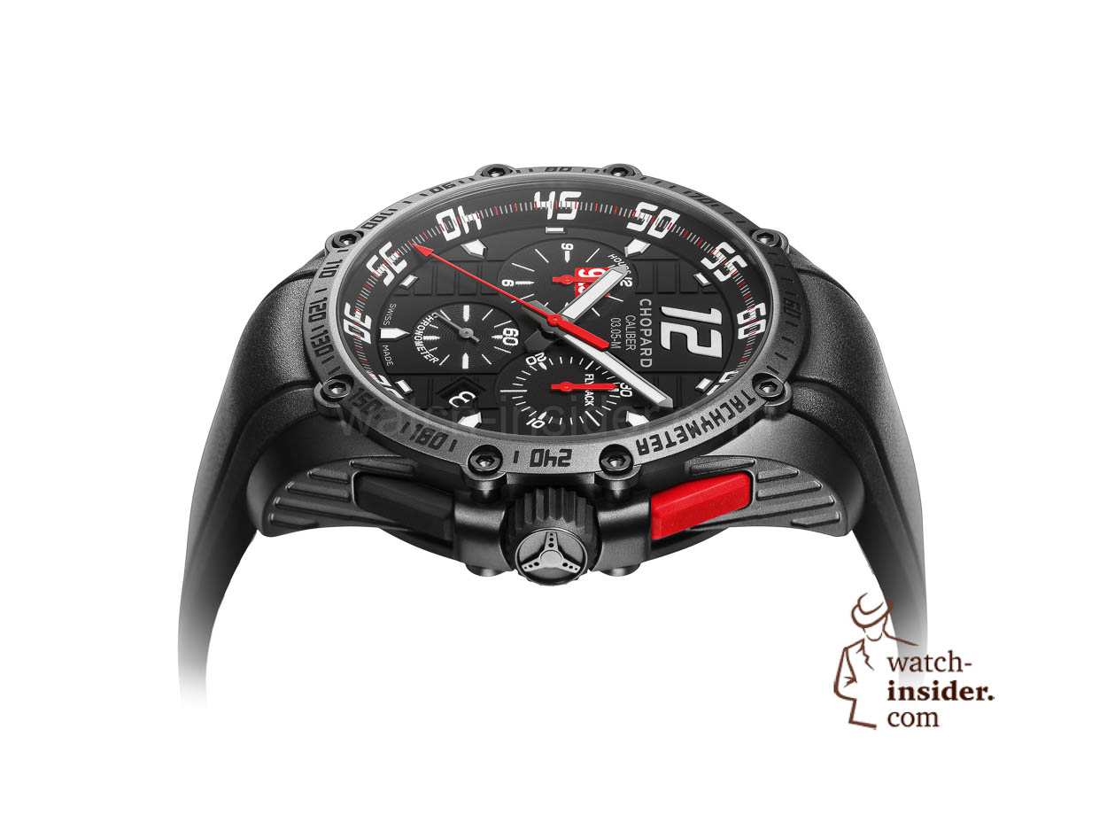 Chopard Superfast Chrono Porsche 919 Black Edition