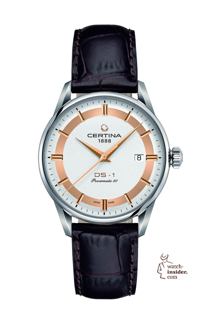 Certina DS-1 Powermatic 80 – Himalaya Special Edition