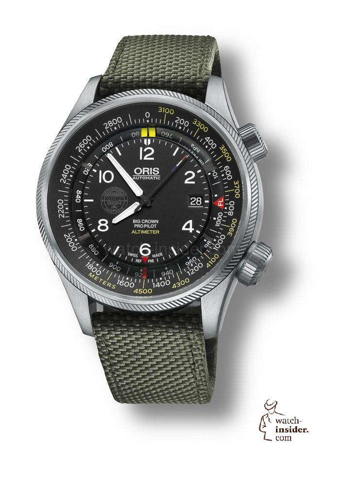 Oris GIGN Limited Edition