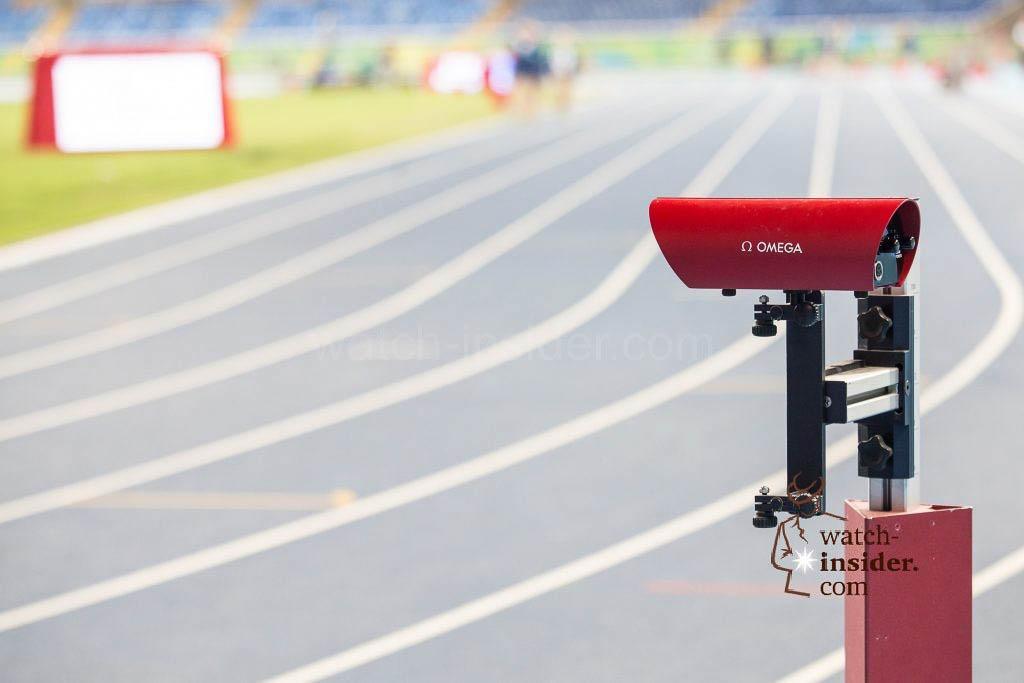 OMEGA RIO16 Athletics