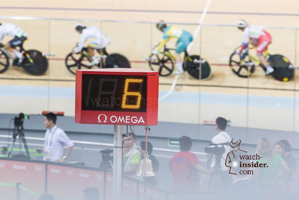 OMEGA RIO16 Cycling
