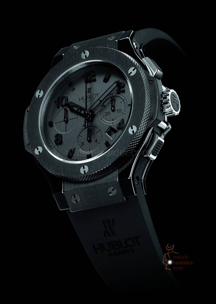 Let S Look Back This Was The First Decade Of Hublot All Black