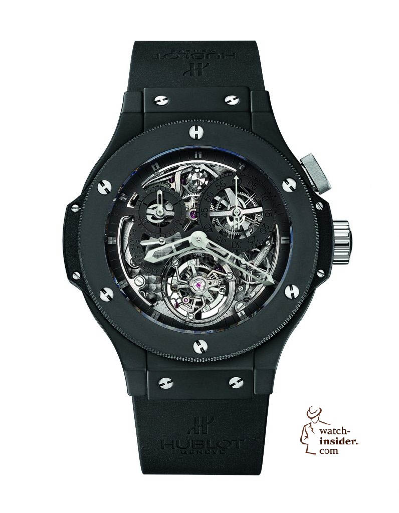 Hublot Bigger Bang All Black