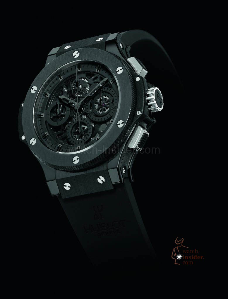 Hublot Big Bang Aero Bang All Black