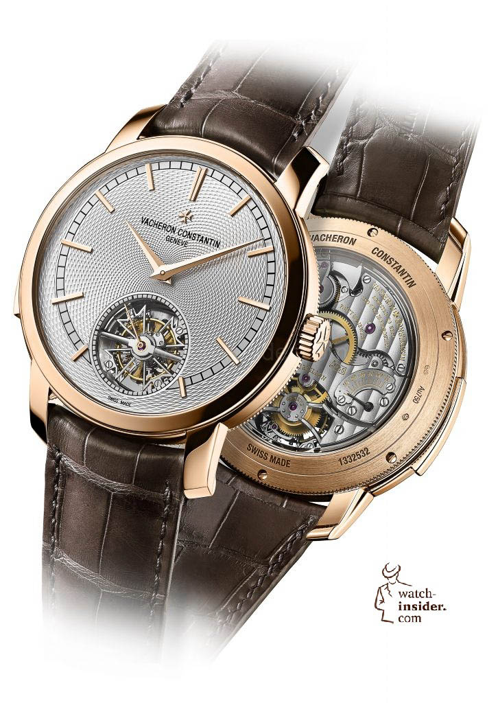 "Vacheron Constantin ""Traditionnelle minute repeater tourbillon"""
