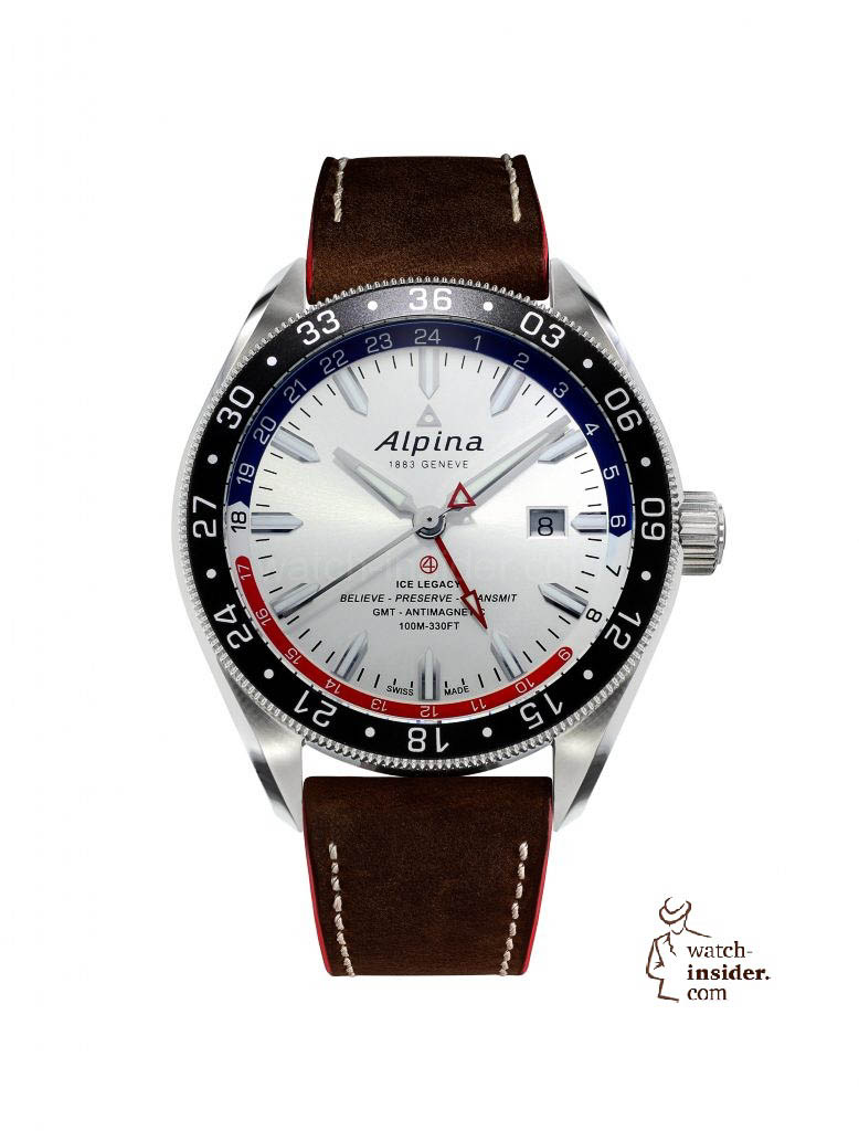 ALPINA Alpiner 4 GMT Business Timer