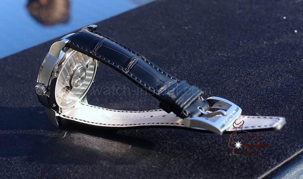 Wempe Glashütte I/SA Chronometerwerke Automatic