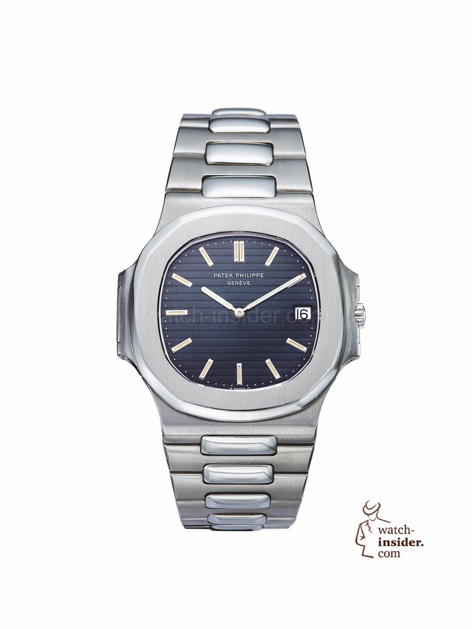 Patek Philippe Is Celebrating The 40th Anniversary Of Its Nautilus