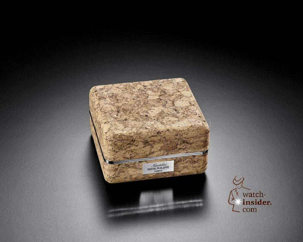 Patek Philippe Nautilus Ref. 5711/1P 40th Anniversary Limited Edition