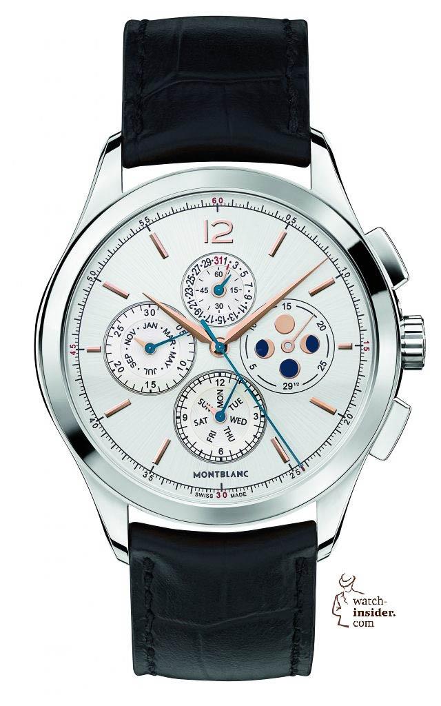 """Montblanc """"Heritage Chronométrie Chronograph Annual Calendar"""""""
