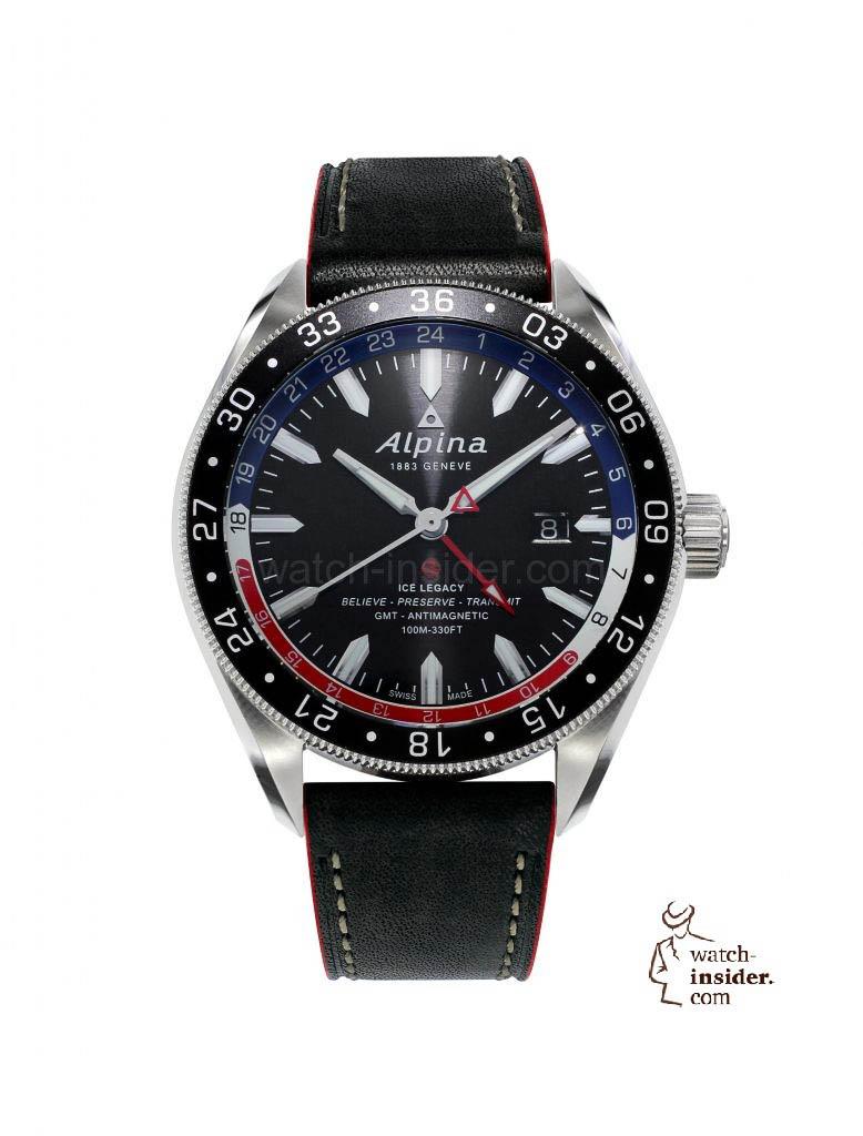 """Alpina """"Alpiner 4 GMT"""""""