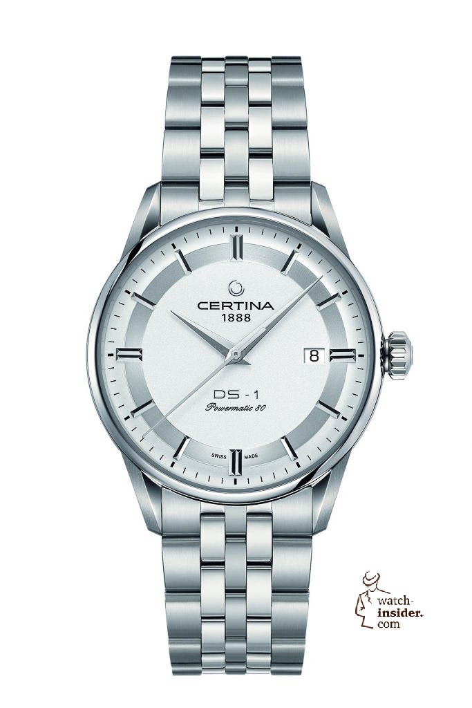 "Certina ""DS-1 Powermatic 80 Himalaya Special Edition"""