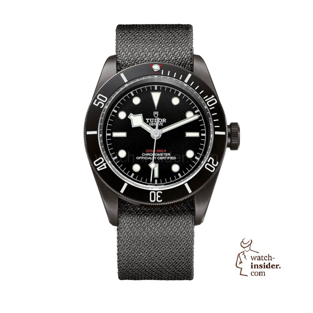 "Tudor ""Heritage Black Bay Dark"""