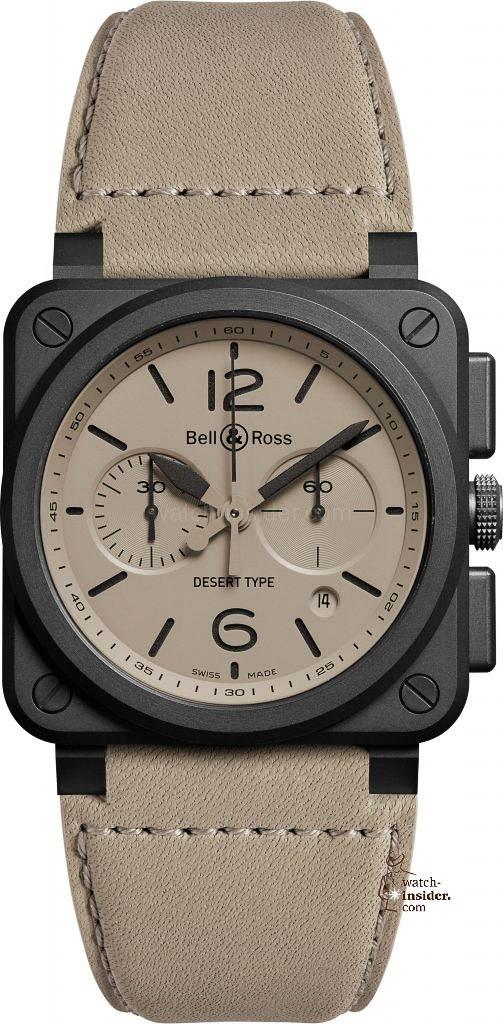 Bell & Ross BR03-94 Desert Type