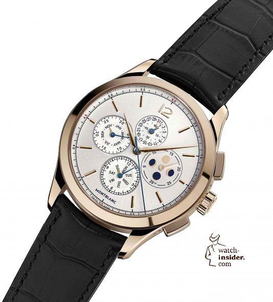 Top 5 Annual Calendars Montblanc Heritage Chronometrie Chronograph Quantième Annuel