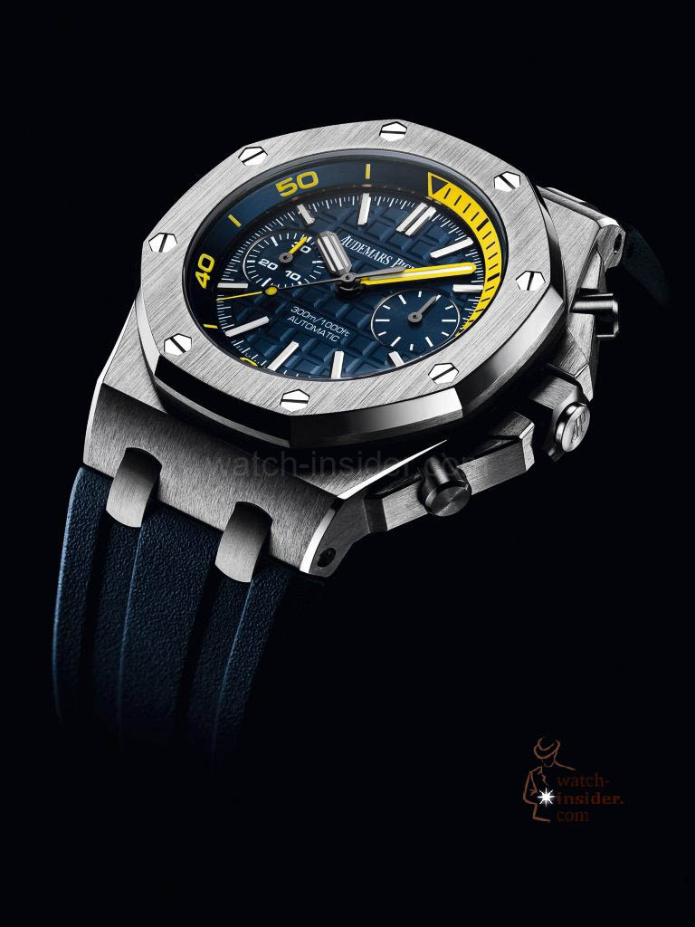 Audemars Piguet Royal Oak Offshore Diver Chronograph