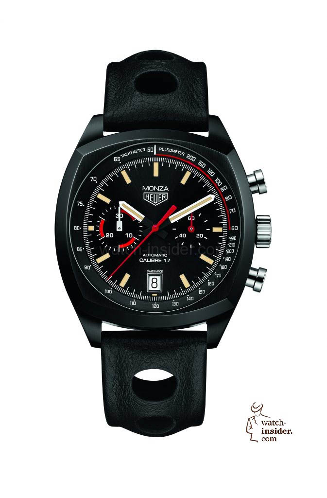 TAG Heuer Monza Calibre 17 Limited Edition