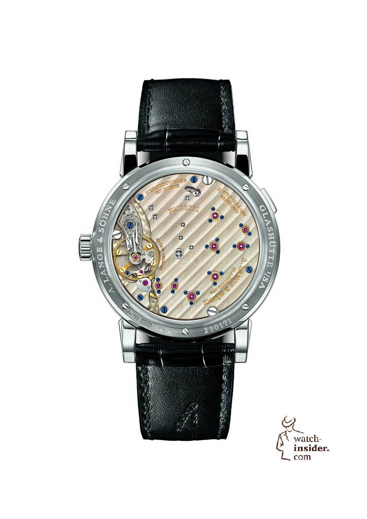 A. Lange & Söhne Lange 1 Moon Phase with integrated day & night indication