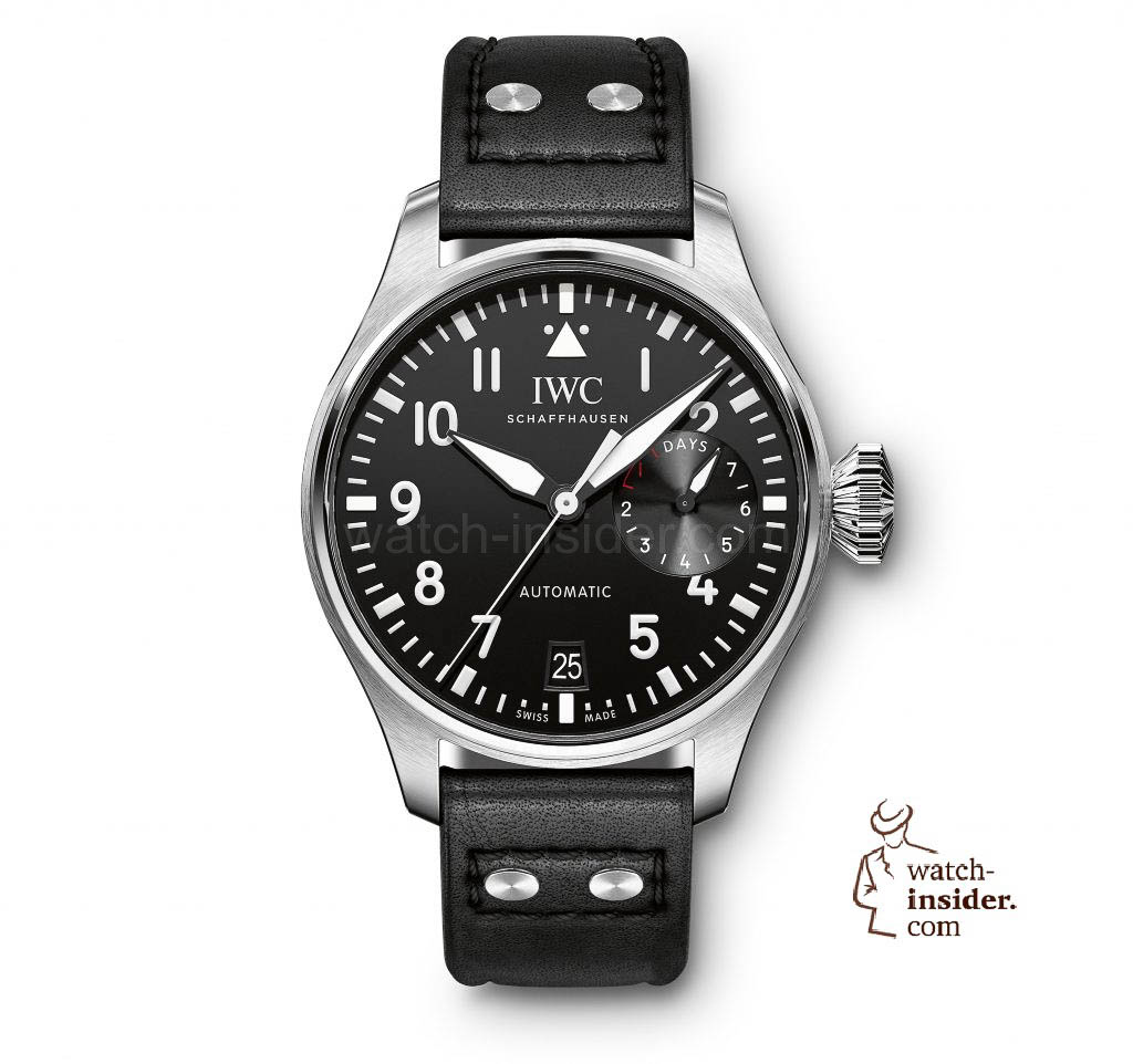 IWC Schaffhausen Big Pilot´s Watch