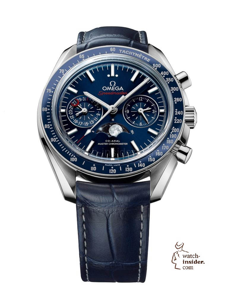 Omega Speedmaster Moonphase Master Co-Axial Chronometer