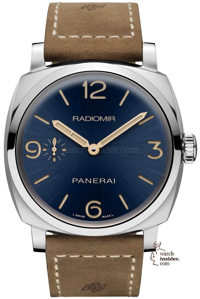 Panerai Radiomir 1940 3 days Acciaio - 47MM PAM 690