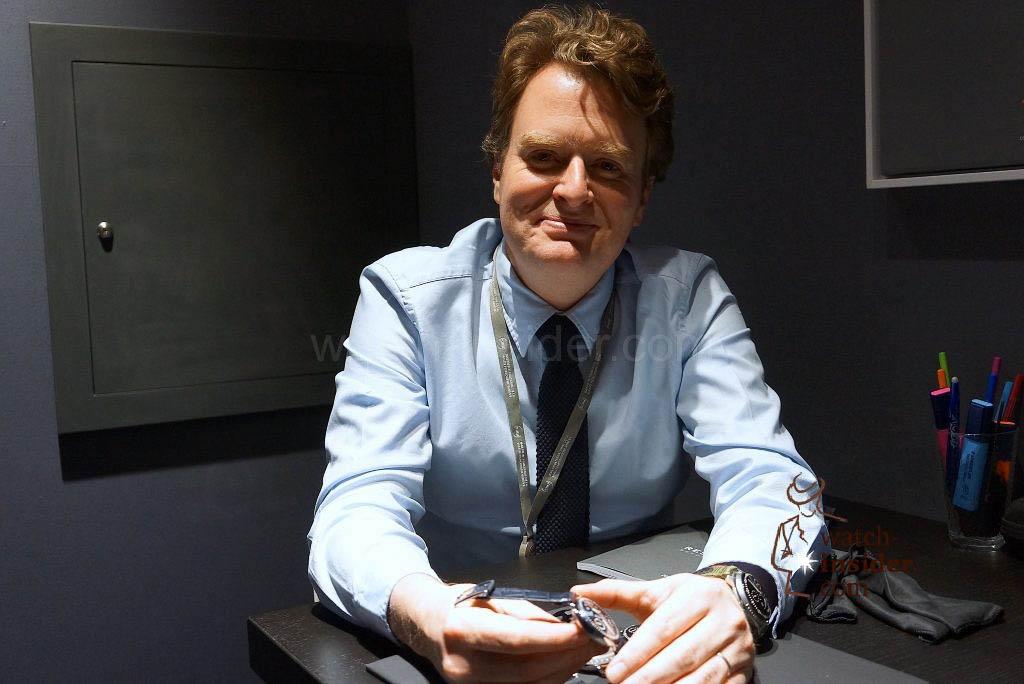 Benoit Mintiens Founder & Owner Ressence