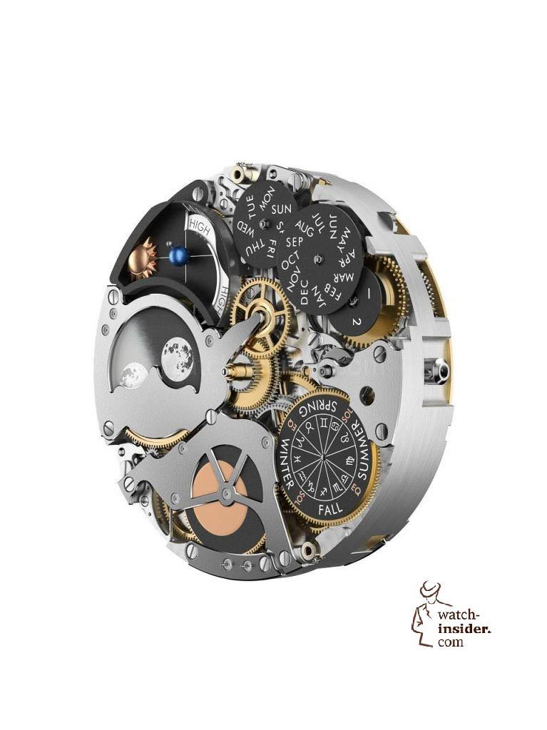Calibre 3600 Les Cabinotiers Celestia Astronomical Grand Complication 3600