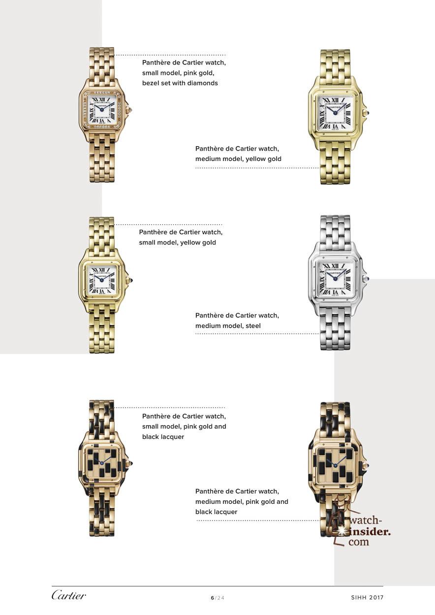 #SIHH 2017: Cartier – Watch-Insider.com
